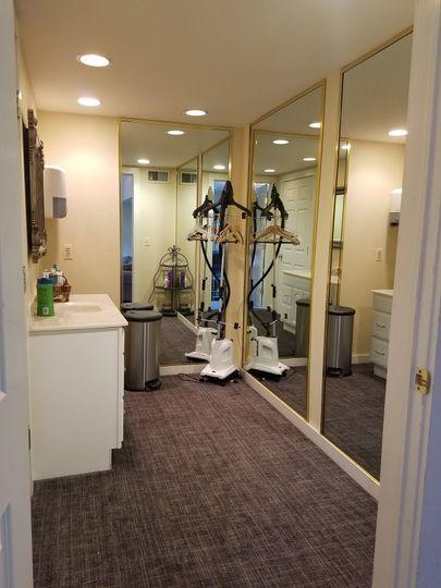 Tall mirrors