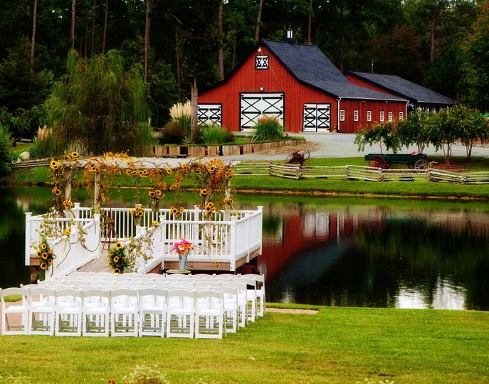 Lovely wedding venue