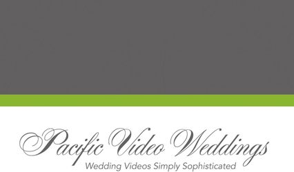 Pacific Video Weddings