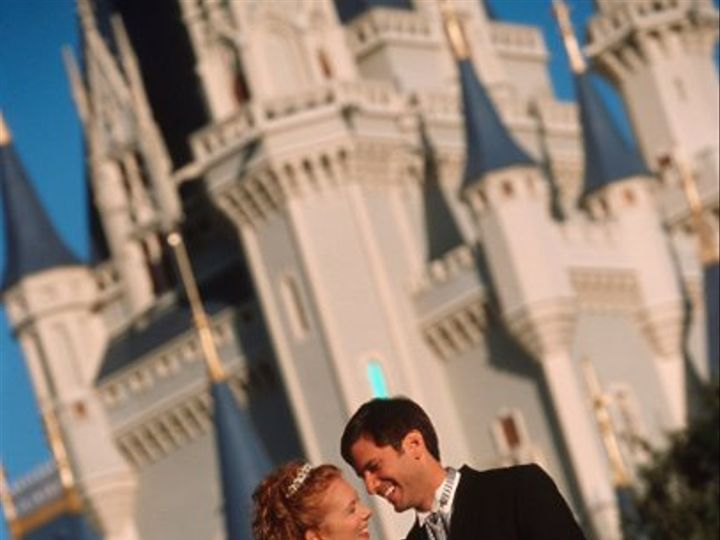 Tmx 1336074336793 DisneyWedding1 Fishers wedding travel