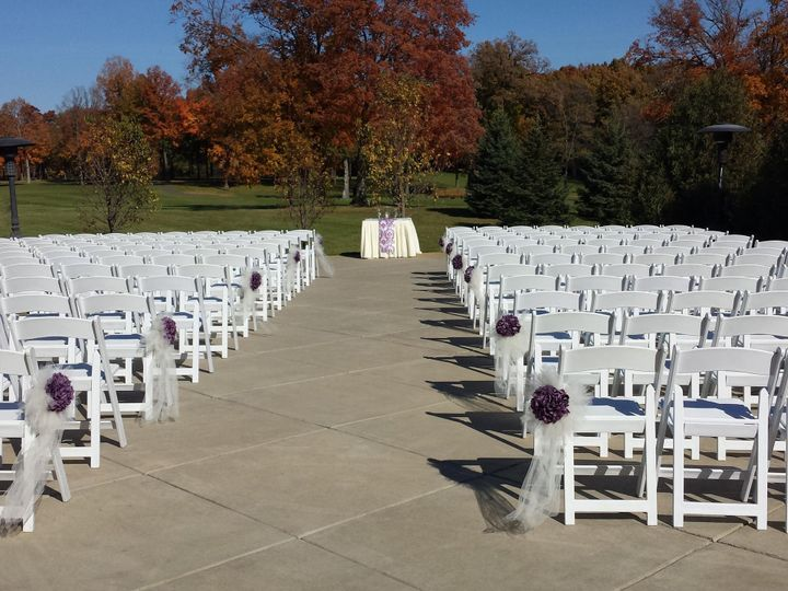 Tmx 1534774866 Accc55e627dba708 1534774864 Eb161cebdf2b8504 1534774862741 2 Patio Ceremony 1 Hamel, MN wedding venue
