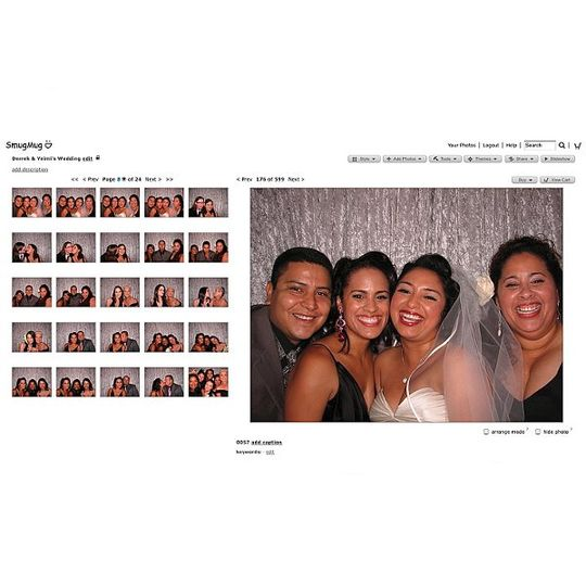 Included in the price is a password-protected online photo gallery, so guests can access and see all...