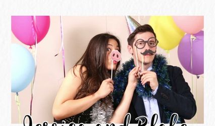A. Daley Designs Photo Booth