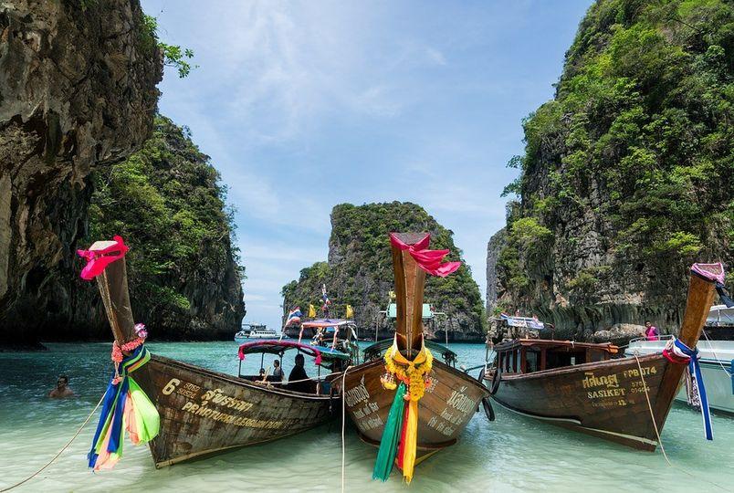 Romantic trip to Thailand