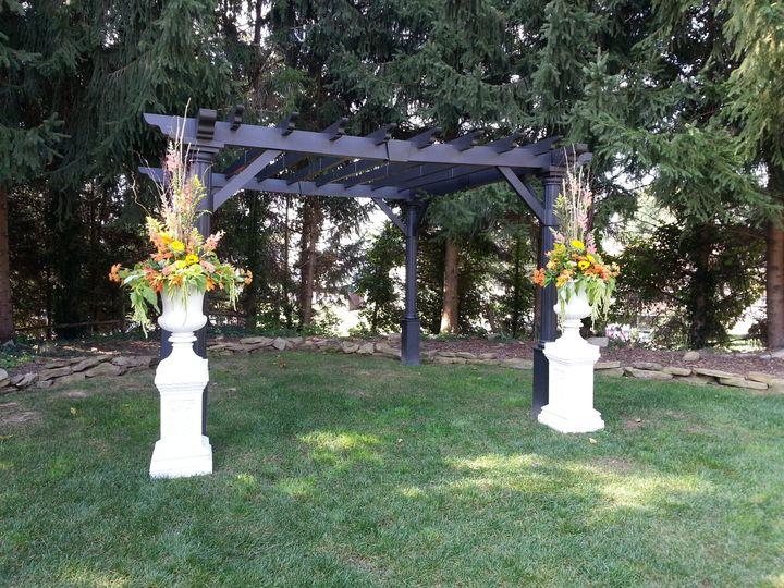 Elegant Floral Display