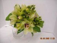 Green Fantasy Bouquet