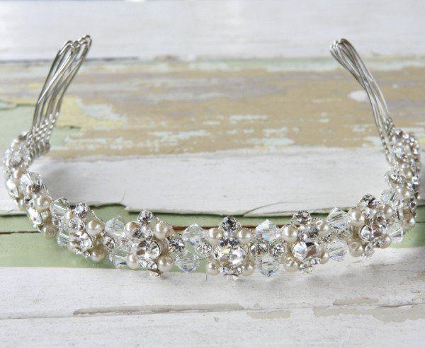Tmx 1285531581912 RavennaHeadband600x492 Bellingham wedding jewelry
