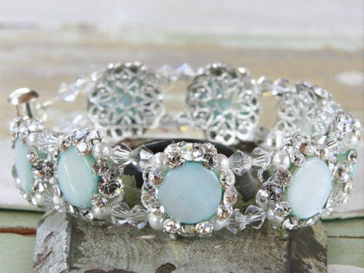 Tmx 1285531582756 B602Aqua600x600 Bellingham wedding jewelry