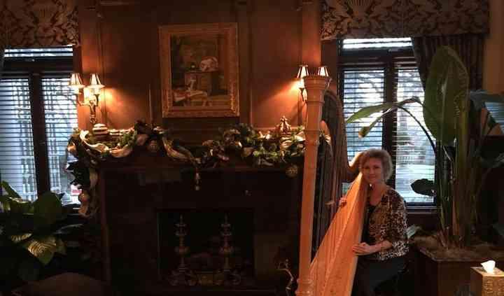 Kansas City Harpist - Wesley Kelly