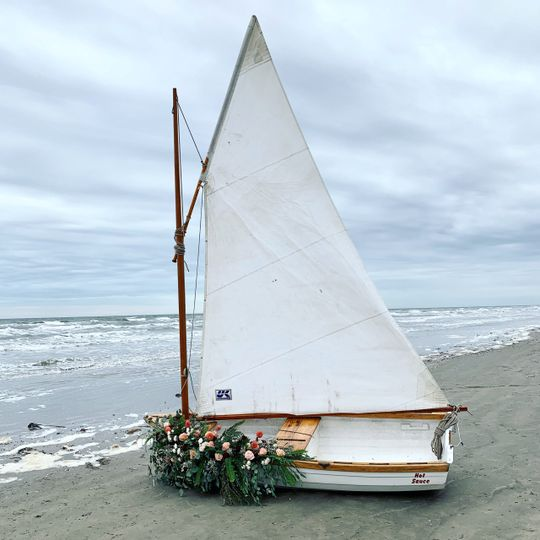 Beauty of the sailboat