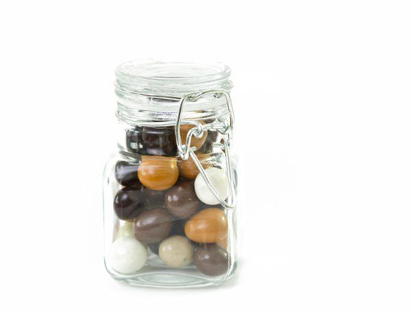 Send your guests home with a decadent reminder of your celebration - chocolate-covered espresso...