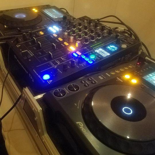 SoundMaster DJs equipment
