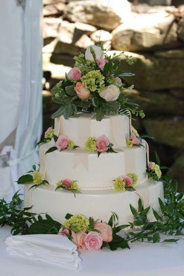 Cake in Pavillion