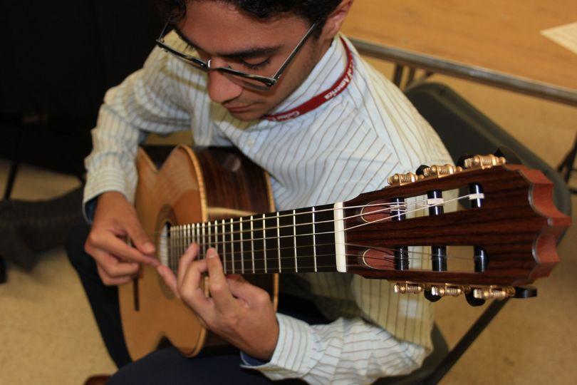 Guitar by Dimitri