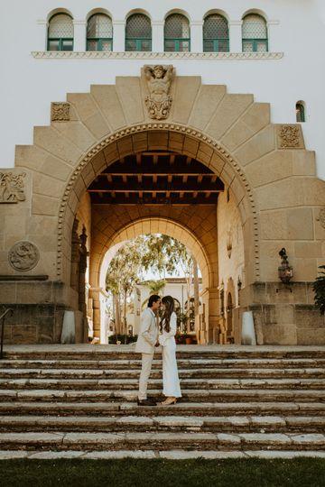 Santa Barbara Wedding Photos