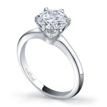 Embossed diamond