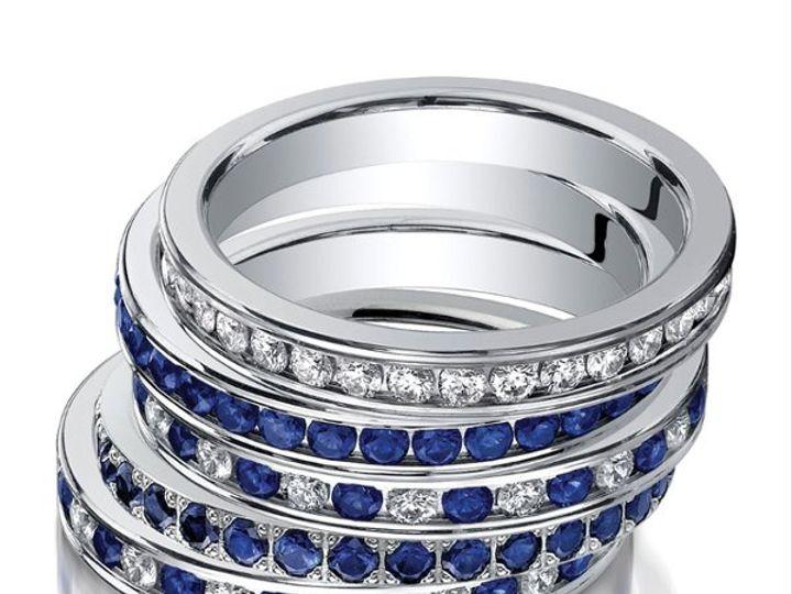 Tmx 1333035183432 Stack6 Fairfax, VA wedding jewelry