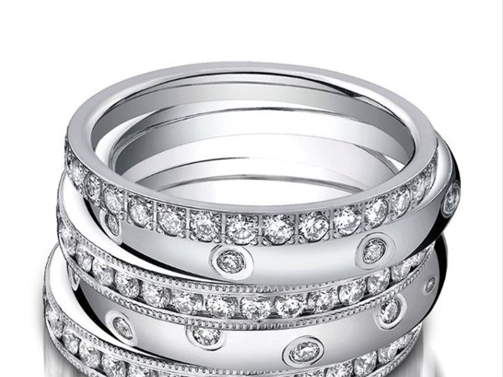 Tmx 1333035205977 Stack2 Fairfax, District Of Columbia wedding jewelry