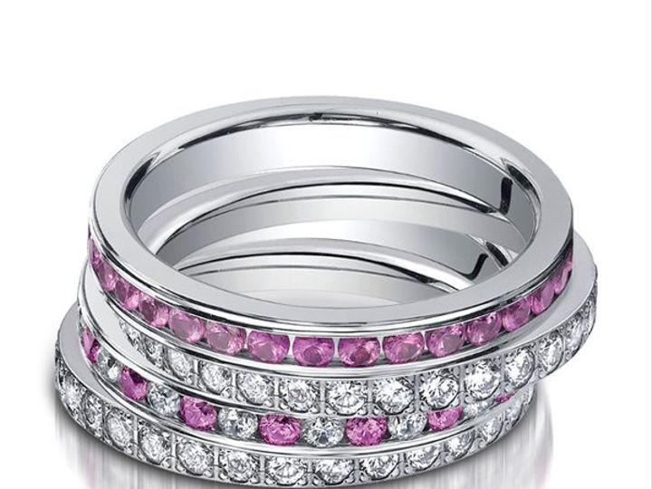 Tmx 1333035264259 Stack4 Fairfax, VA wedding jewelry