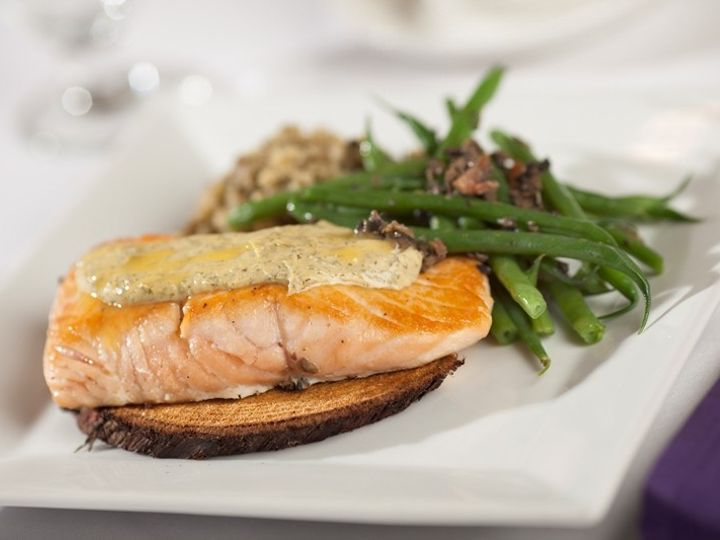 Tmx 1425058014587 Planked Salmon Entree Wexford wedding venue