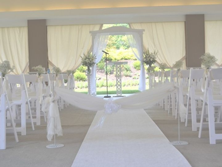 Tmx 1425058940163 Patio Ceremony Set Up With Ailse Runner Wexford wedding venue