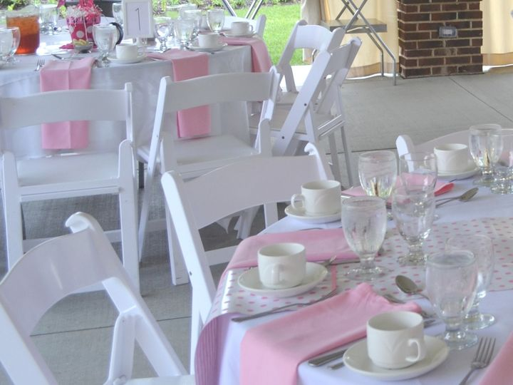 Tmx 1425059342459 Shower Table Close Up Wexford, PA wedding venue