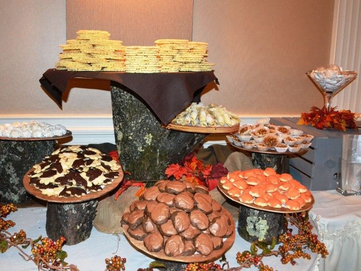 Tmx 1425059719074 Rustic Cookie Display Web Wexford wedding venue