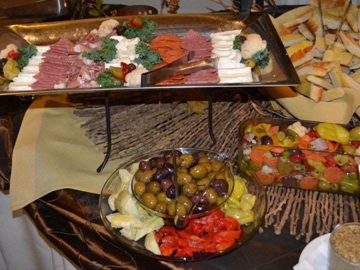 Tmx 1425060391486 Antipasto Display Wexford wedding venue