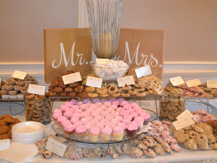 Tmx 1435088630388 Mr And Mrs Cookie Display Wexford wedding venue