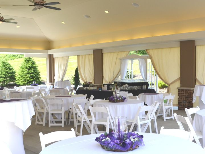 Tmx 1470147897364 Cocktail Hour On Patio 2 Wexford wedding venue