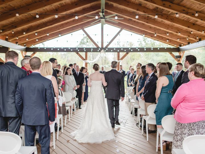Tmx 1513793101853 Bride And Father Going Down Aisle 2017 Wexford wedding venue