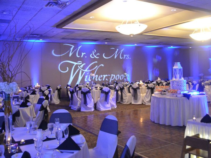 Tmx 1513793830207 Ballroom C With Name On Wall Wexford wedding venue