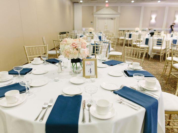 Tmx 1513794660927 Ballroom With Chivari Chairs Close Up Wexford wedding venue