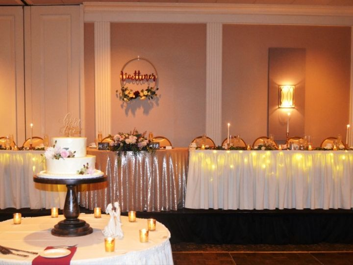 Tmx 18headtablewithcakeinfront 51 10515 Wexford wedding venue