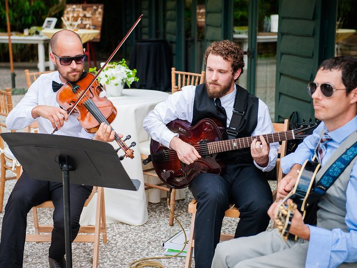 Tmx 1495828338364 Le Pumpe Jazz Band Magnolia Plantation  Washington, DC wedding ceremonymusic
