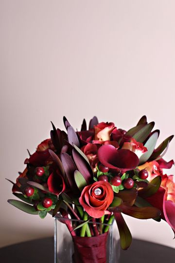 Cool bouquet