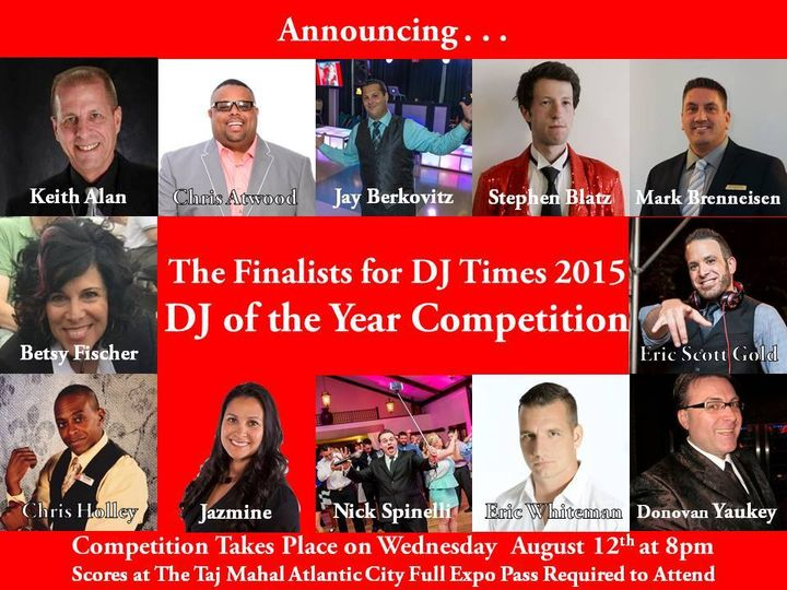 Top 12 Finalist Twice