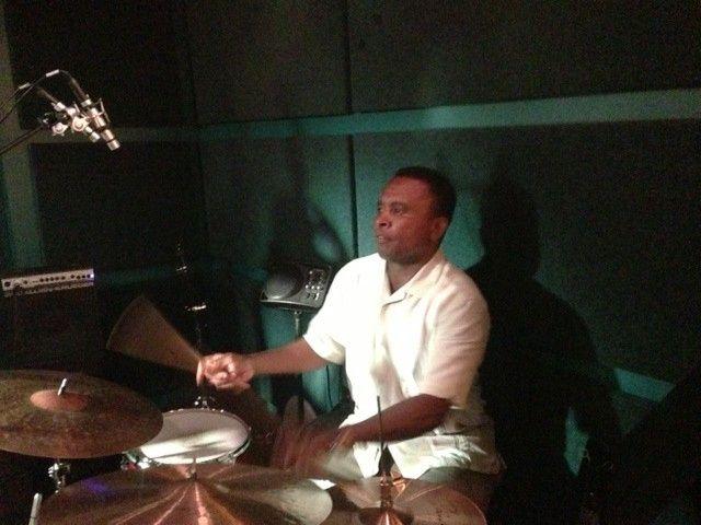 ricky on drum