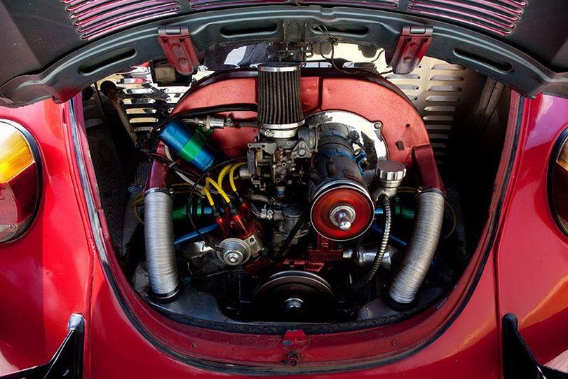 Vehicle interior