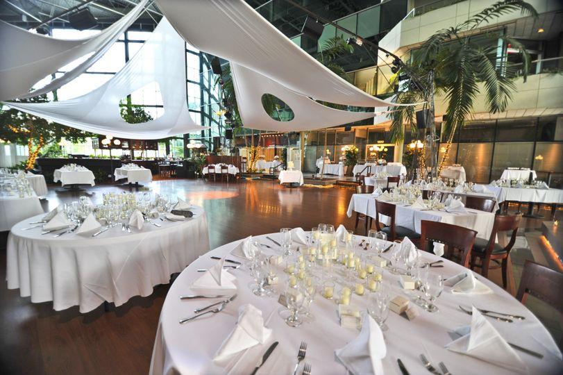 Pavilion grille wedding ceremony reception venue for Wedding venues palm beach fl