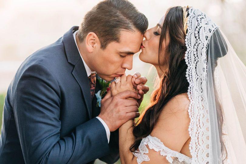 Junipero Serra Museum Wedding