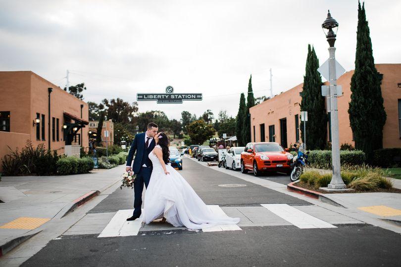 Contemporary Modern Wedding