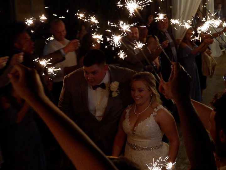 Tmx Sparklers 51 1973515 160493766990284 Mandeville, LA wedding videography