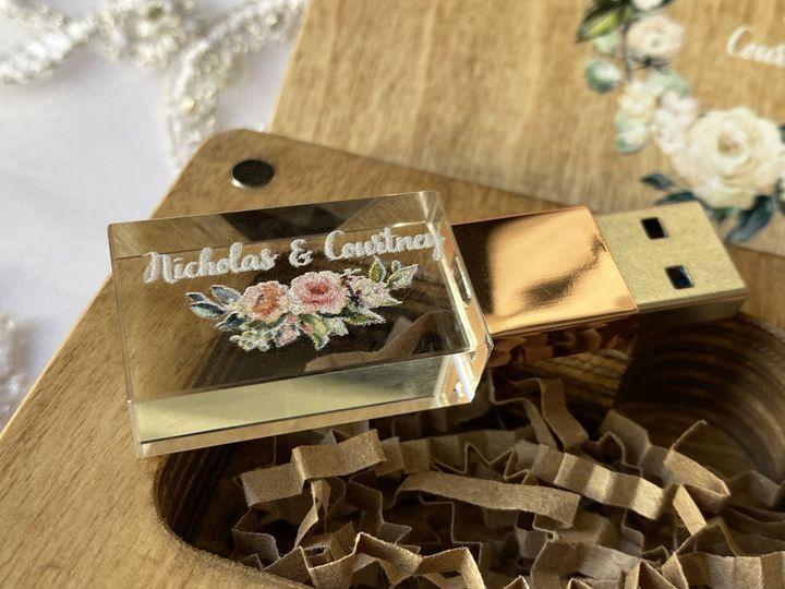 Tmx Stellamarisweddingsusbgiftbox 51 1973515 160804702784634 Mandeville, LA wedding videography