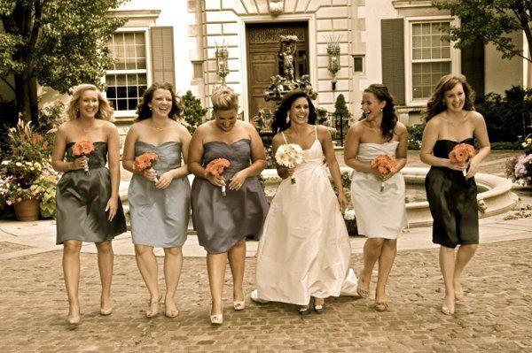 Tmx 1292454631651 Brideandbridesmaids Pinckney wedding dress