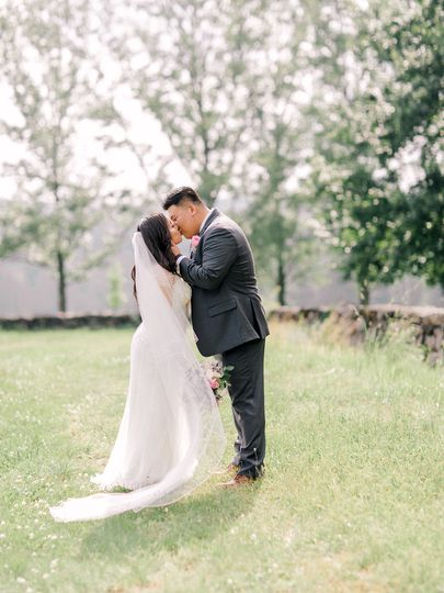 A Waterfall Events wedding shot by Stacy Hart Photography.