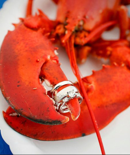 Lobster ring