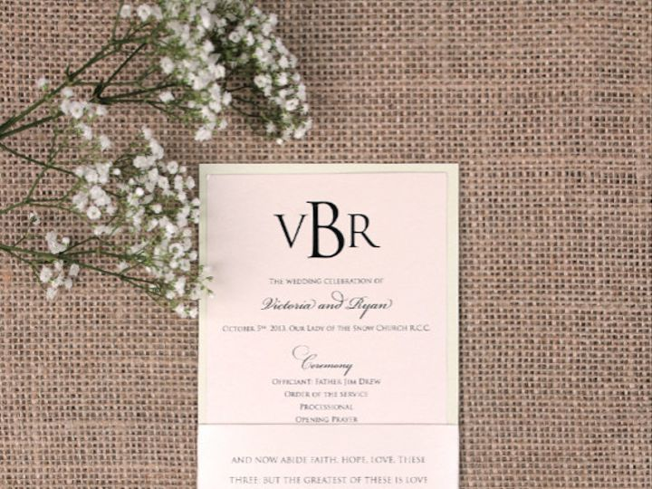 Tmx 1381457403012 Screen Shot 2013 10 08 At 11.02.31 Pm Nesconset wedding invitation