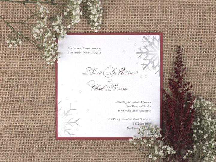 Tmx 1381457425430 Screen Shot 2013 10 08 At 11.03.30 Pm Nesconset wedding invitation