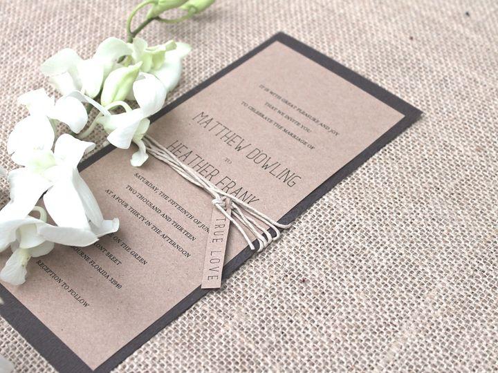 Tmx 1381457439333 Screen Shot 2013 10 08 At 11.03.50 Pm Nesconset wedding invitation